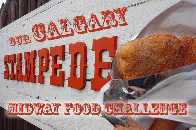 Calgary Stampede 2014 food  - Moose Ears