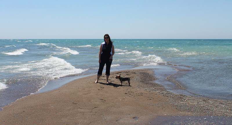 At the Tip of Point Pelee